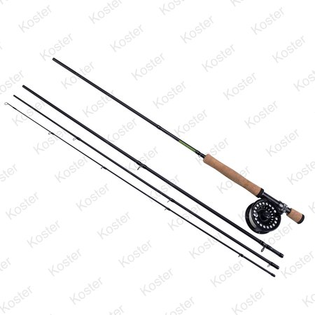 Shakespeare Sigma 9FT 5 WT Fly Combo 2.70 mtr