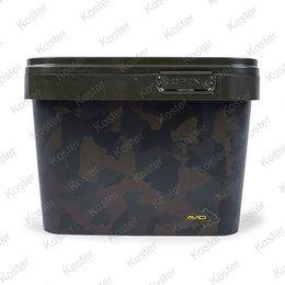 Avid Carp Camo Bucket 10 Liter