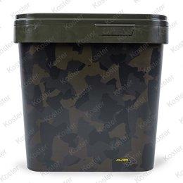 Avid Carp Camo Bucket 17 Liter