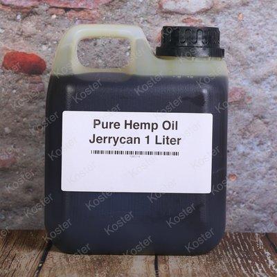 Kostra Pure Hemp Oil 1 Liter
