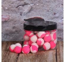 POP-Ups Squid&Scopex 15mm Fluo White/Pink