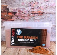 Groundbait The Kraken Bucket 3 kg.