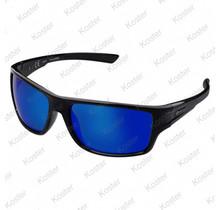 B11 Sunglasses Black/Gray-Blue Revo