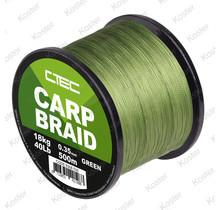 Carp Braid Green 500M