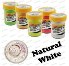 PowerBait Glitter Natural White