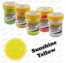 PowerBait Glitter Sunshine Yellow