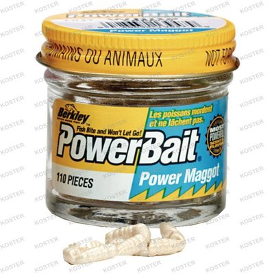 Berkley PowerBait Micro Power Maggots