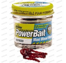 PowerBait Power Blood Worm