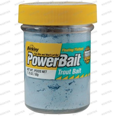Berkley PowerBait Troutbait Blue Moon  (Drijvend)
