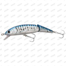 ABU Garcia Jointed Tormentor Floating Blue Mck