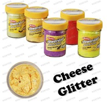 PowerBait Natural Scent Cheese Glitter