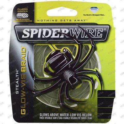 Spiderwire New Stealth Glow-Vis