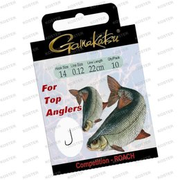 Gamakatsu BKS-1010R Roach 22 cm.