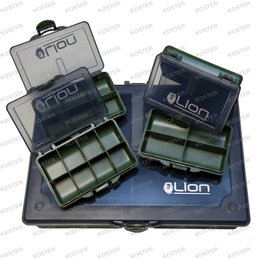 Lion Sports Complete Tackle Box Advanced Medium
