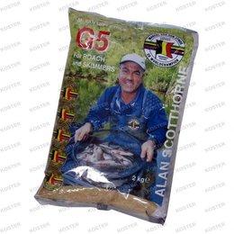 Marcel van den Eynde Alan Scotthorne G5