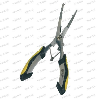 Spro Bent Nose Super Cutter Pliers 16 cm.