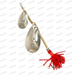 Albatros Ondex Tandem Spinner Silver