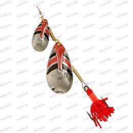 Albatros Ondex Tandem Spinner Silver/Decore