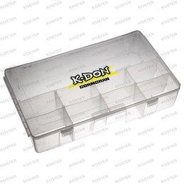 Cormoran K-DON Tackle Box Model 1008