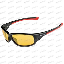 Gamakatsu G-Glasses Racer Amber