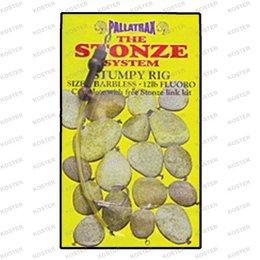 Overig Pallatrax Stumpy Rig Fluorocarbon Op=Op Van €3,75