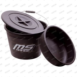 MS-Range Competition Bucket 25l