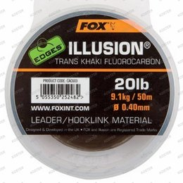 FOX EDGES Illusion Trans Khaki Leader