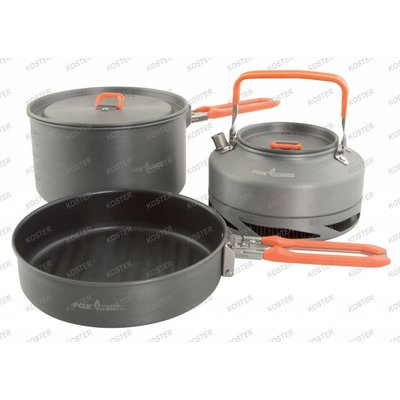 FOX Cookware Medium Set (3 Stuks)