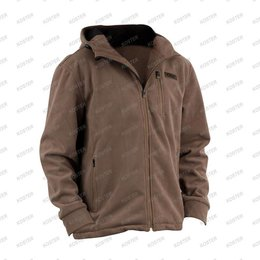 FOX CHUNK Wind Shield Hooded Jacket Khaki