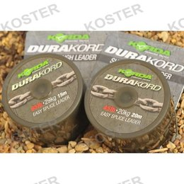 Korda Durakord Super Tough Spliceable Leader