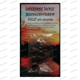 Enterprise Tackle Bloodworm/Shrimp Pellets