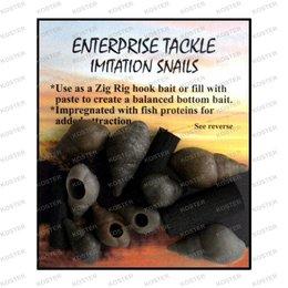 Enterprise Tackle Imitation Snails
