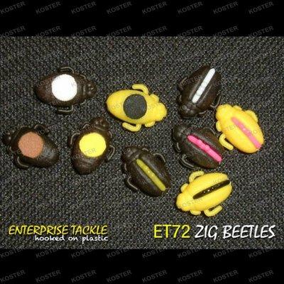 Enterprise Tackle Zig Beetles