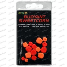 ESP Buoyant Sweetcorn Red & Orange