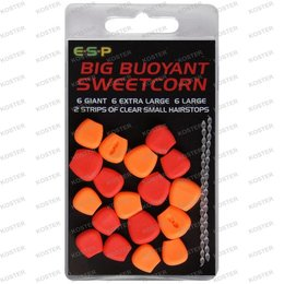 ESP Big Buoyant Sweetcorn Red & Orange