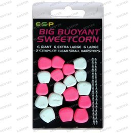 ESP Big Buoyant Sweetcorn Pink & White