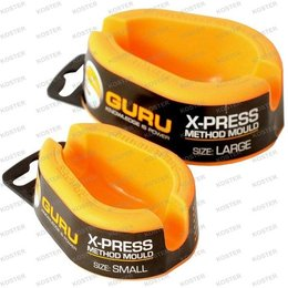 Guru X-Press Method Moulds