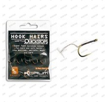 Barbed Hook hairs & Quickstops