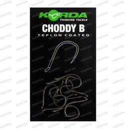 Korda Choddy Barbless Hook