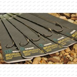 Korda Krank Ready Rig Barbless
