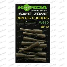 Korda Safe Zone Run Rig Rubbers