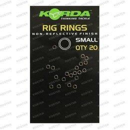 Korda Rig Rings