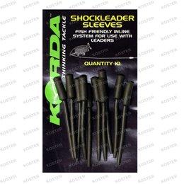 Korda Shockleader Sleeves