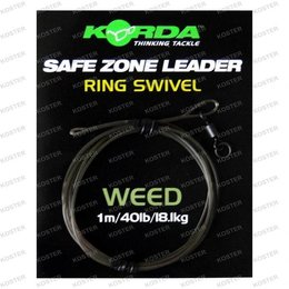 Korda Euro Safe Zone Leader Ring Swivel