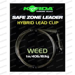 Korda Euro Safe Zone Leader Hybrid Lead Clip