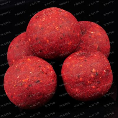 Mainline High Impact Spicy Crab Boilies