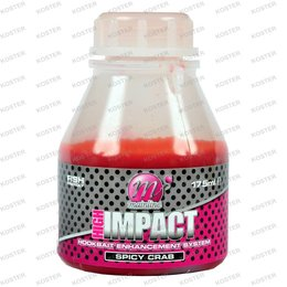 Mainline High Impact Spicy Crab Hookbait Enhancement System
