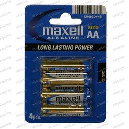 Overig Maxell Alkaline AA Batterij