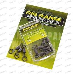 Pro Line Ring Swivels Size 8