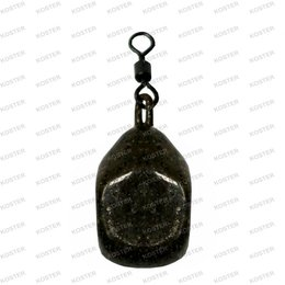 Korda Square Pear Swivel Lead